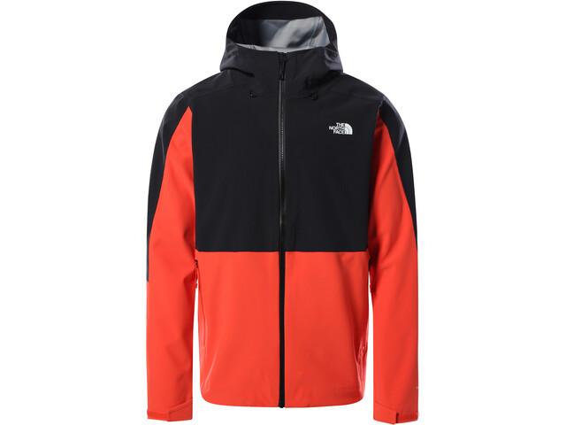 The North Face Apex Flex Dryvent Jacket Men, TNF black/flare